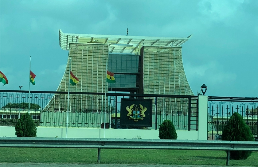 Jubilee House_presidential palace